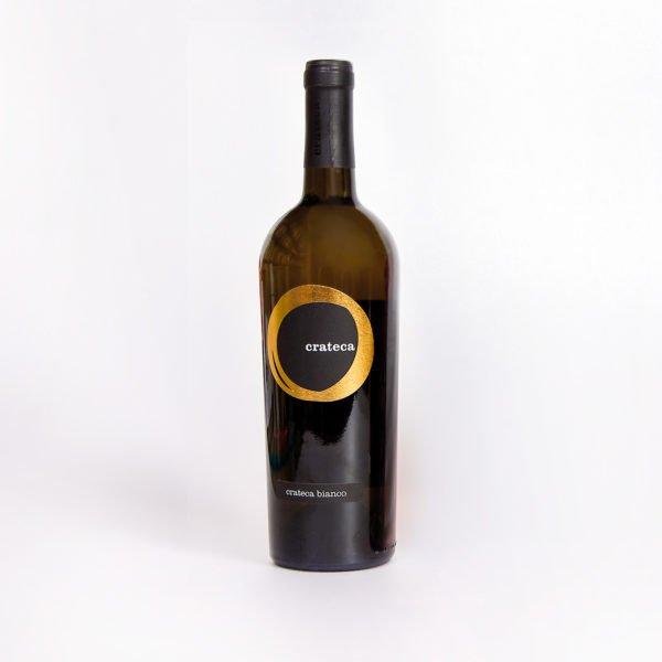bottiglia crateca bianco, vini ischia