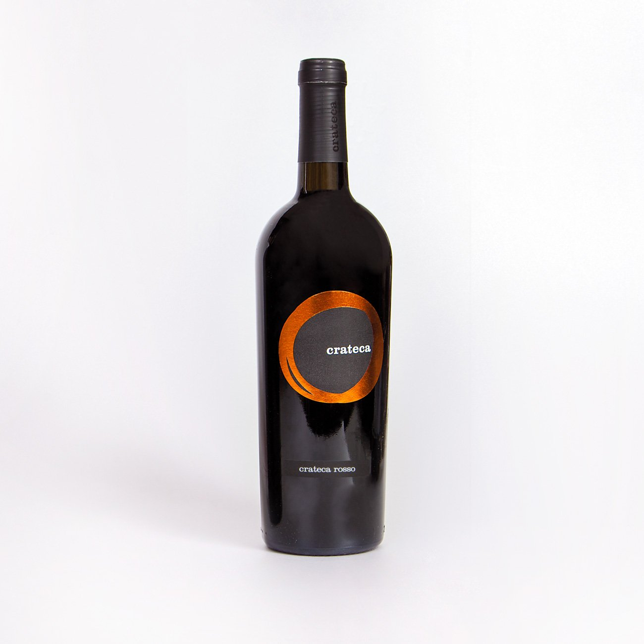 bottiglia crateca rosso, vini ischia